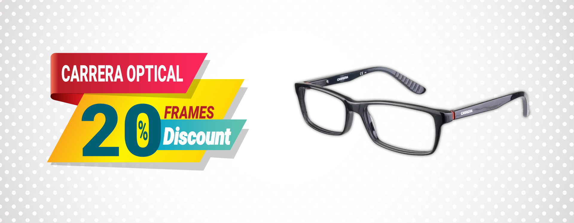 Carrera Optical frames Less 20% (Less 20%)